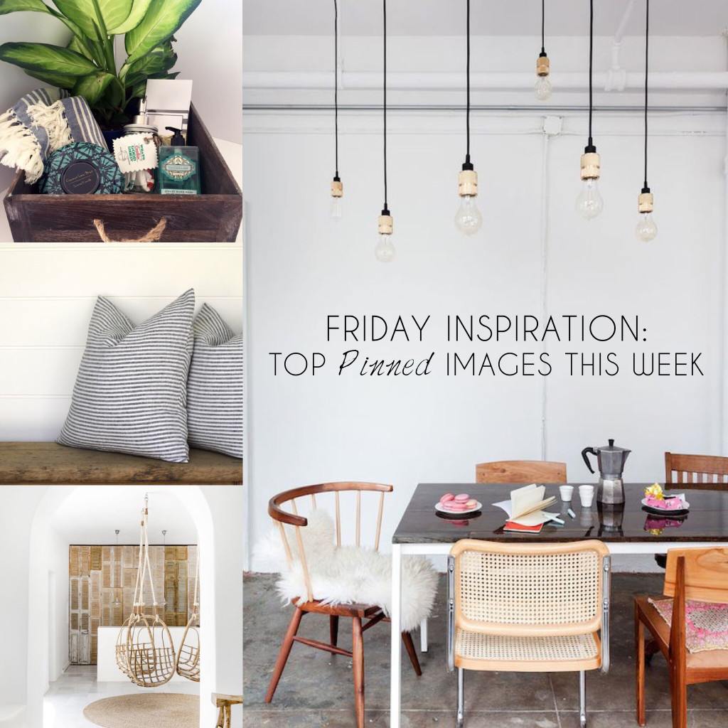 Looking for some great Pinterest Inspiration? Wondering what my followers are Pinning the most? For some Friday Inspiration Im sharing my followers Top Pinned Images.