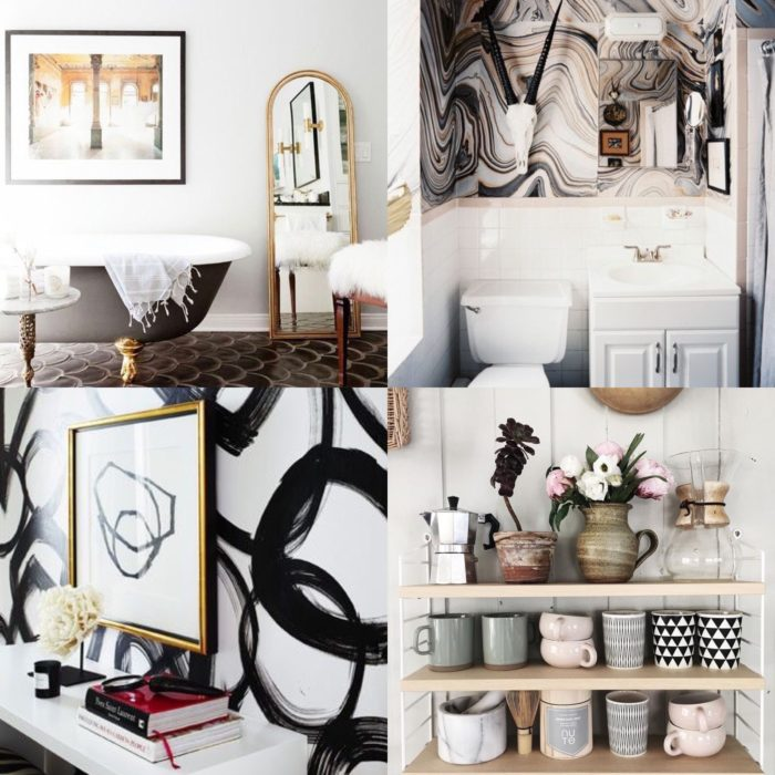Friday Inspiration: Top Pinned Images || Town Lifestyle + Design || Find out what this weeks top Pins were and hear from a design perspective why I pinned them to begin with.