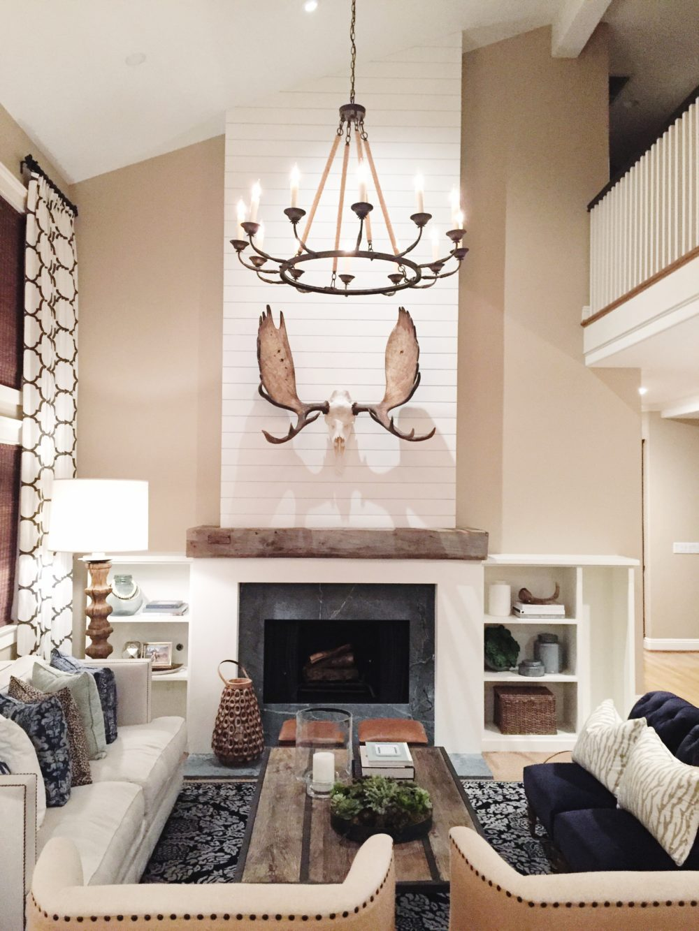 Project Reveal: #projectmanhattanbeach || Town Lifestyle + Design || Fireplace Remodel